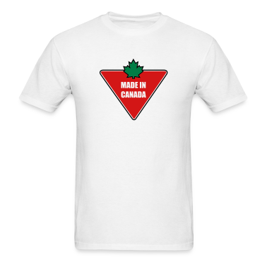 Made in Canada Tire T-Shirts