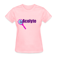 Women's T-Shirts ~ Women's Standard Weight T-Shirt ~ Acolyte