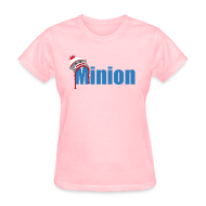 Women's T-Shirts ~ Women's Standard Weight T-Shirt ~ Minion