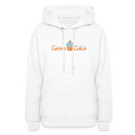 Hoodies ~ Women's Hooded Sweatshirt ~ Carrots n Cake Hoodie