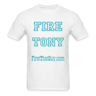 T-Shirts ~ Men's Standard Weight T-Shirt ~ FIRE TONY SPARANO