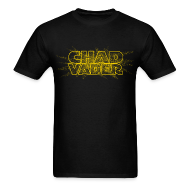 T-Shirts ~ Men's Standard Weight T-Shirt ~ CHAD VADER