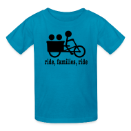 Kids' Shirts ~ Kids' T-Shirt ~ Youth Madsen Ride Families