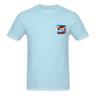 T-Shirts ~ Men's Standard Weight T-Shirt ~ Low Key WoodysGamertag Shirt