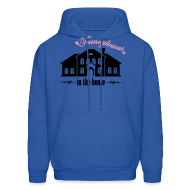 Hoodies ~ Men's Hooded Sweatshirt ~ Trannylicious in the house - Men's Hoodie