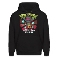 Hoodies ~ Men's Hooded Sweatshirt ~ Minecraft Mondays Hoodie