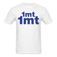 T-Shirts ~ Men's Standard Weight T-Shirt ~ 1mt 1mt