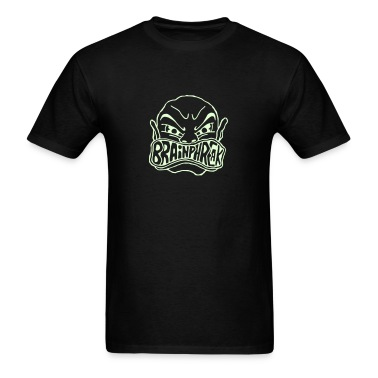 Glow In The Dark Brainphreak Shirt