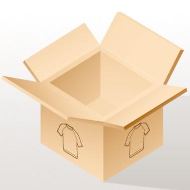 unique shapes pattern cute hearts vector graphic line art Women's Scoop Neck T-Shirt