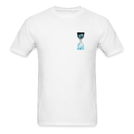 T-Shirts ~ Men's Standard Weight T-Shirt ~ WikiLeaks Logo