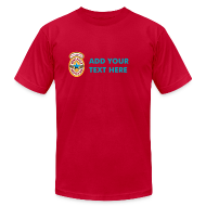 T-Shirts ~ Men's T-Shirt by American Apparel ~ Newcastle T-Shirt: Customizable