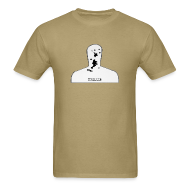 T-Shirts ~ Men's Standard Weight T-Shirt ~ Heads Up