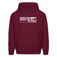 Hoodies ~ Men's Hooded Sweatshirt ~ Bleacher Nation Logo Hooded Sweatshirt (Men's)