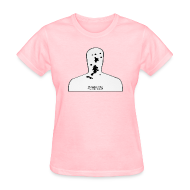 Women's T-Shirts ~ Women's Standard Weight T-Shirt ~ Heads Up