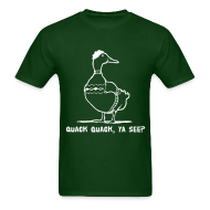 T-Shirts ~ Men's Standard Weight T-Shirt ~ Cosby Duck