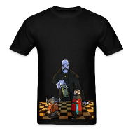 T-Shirts ~ Men's Standard Weight T-Shirt ~ Mens Tee: Chess