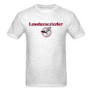T-Shirts ~ Men's Standard Weight T-Shirt ~ Lawduzaczizzler Hawkeye