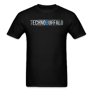 T-Shirts ~ Men's Standard Weight T-Shirt ~ TechnoBuffalo Grunge Guys