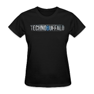 Women's T-Shirts ~ Women's Standard Weight T-Shirt ~ TechnoBuffalo Grunge Gals