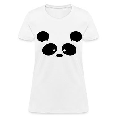 PANDA, WOMENS T-SHIRT