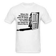 T-Shirts ~ Men's Standard Weight T-Shirt ~ boogieman