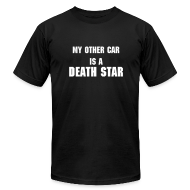 T-Shirts ~ Men's T-Shirt by American Apparel ~ Other Car