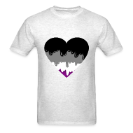 T-Shirts ~ Men's Standard Weight T-Shirt ~ asexualmelty