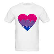 T-Shirts ~ Men's Standard Weight T-Shirt ~ bimeltyheart