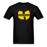 T-Shirts ~ Men's T-Shirt ~ [Hawking]