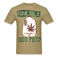 T-Shirts ~ Men's Standard Weight T-Shirt ~ Got Pot?