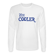 Long Sleeve Shirts ~ Men's Long Sleeve T-Shirt ~ 20% cooler ls