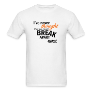 T-Shirts ~ Men's Standard Weight T-Shirt ~ Break Apart