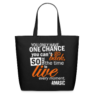 Bags & backpacks ~ Eco-Friendly Cotton Tote ~ Chance