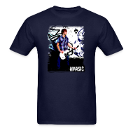 T-Shirts ~ Men's Standard Weight T-Shirt ~ Amasic