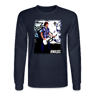 Long Sleeve Shirts ~ Men's Long Sleeve T-Shirt ~ Amasic