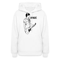 Hoodies ~ Women's Hooded Sweatshirt ~ Amasic