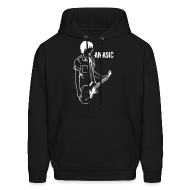 Hoodies ~ Men's Hooded Sweatshirt ~ Amasic