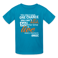 Kids' Shirts ~ Kids' T-Shirt ~ Chance