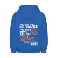 Sweatshirts ~ Kids' Hooded Sweatshirt ~ Chance