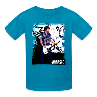 Kids' Shirts ~ Kids' T-Shirt ~ Amasic