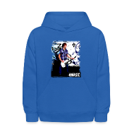 Sweatshirts ~ Kids' Hooded Sweatshirt ~ Amasic