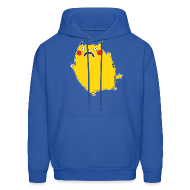 Hoodies ~ Men's Hooded Sweatshirt ~ Article 8729016