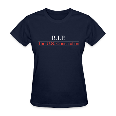 RIP The U.S. Constitution T-Shirt
