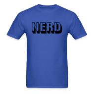 T-Shirts ~ Men's Standard Weight T-Shirt ~ nerd