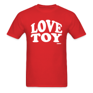 T-Shirts ~ Men's Standard Weight T-Shirt ~ love toy
