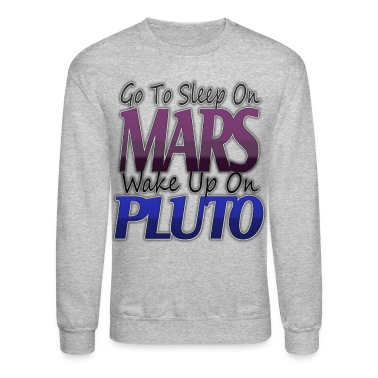 PLUTO Long Sleeve Shirts