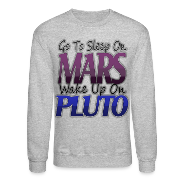 PLUTO Long Sleeve Shirts
