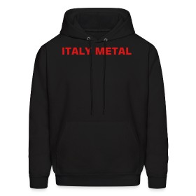 Italy Metal Hoodie ~ 0