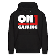 Hoodies ~ Men's Hooded Sweatshirt ~ ON1 Gaming Hoodie (Unisex)