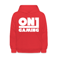 Sweatshirts ~ Kids' Hooded Sweatshirt ~ Kids ON1 Gaming Hoodie